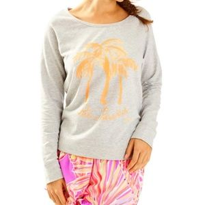 Lilly Pulitzer Palm Paradise Popover XS